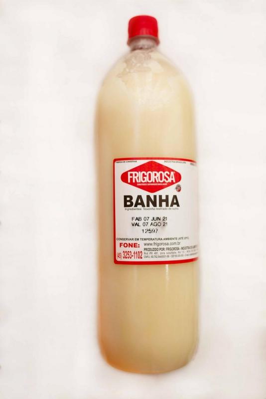 BANHA FRIGOROSA