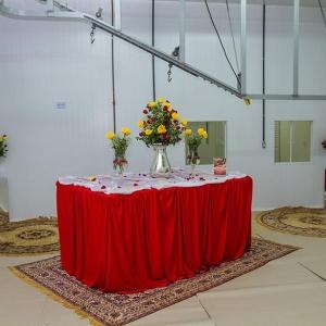 Inauguração nova Unidade Industrial Frigorosa 2013